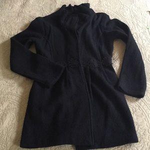 Wool coat by Cynthia Rowley